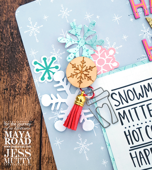 Cold Hands Warm Hearts by Jess Mutty for Maya Road