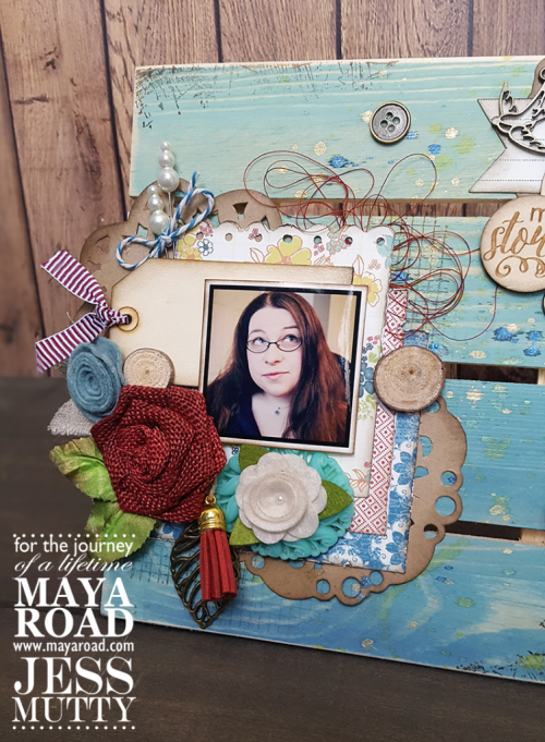 Me Pallet by Jess Mutty for Maya Road